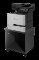 Lexmark XC4150 med kabinett
